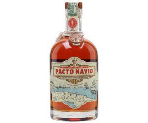Havana Club Pacto Navio 40% 0,7