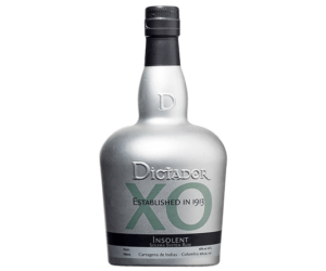 Dictador XO Insolent mini 0,05 40% ezüst, silver edt.