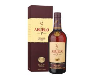 Abuelo Anejo 7 years rum pdd 0,7L 40%