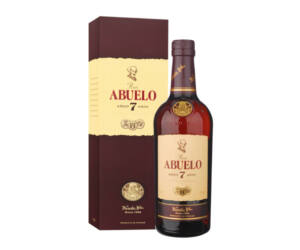 Abuelo Anejo 7 years rum pdd 0,7L 40%