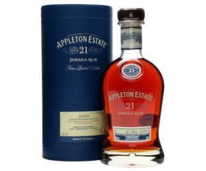 Appleton Estate 21 years rum dd. 0,7L 43%