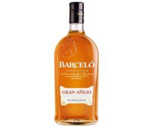 Barcelo Gran Anejo rum 0,7L 37,5%