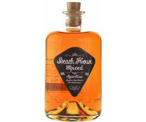 Beach House Spiced rum 0,7L 40%