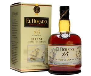 El Dorado 15 years rum pdd. 0,7L 43%