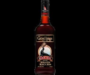 Goslings Black Seal Dark Bermuda rum 0,7L 40%