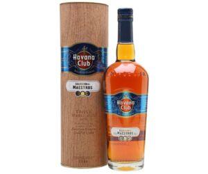 Havana Club Selection de Maestros rum 0,7L 45%
