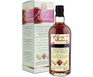 Malecon 21 éves rum pdd. 0,7L 40%