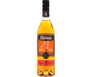 Malteco Spiced 8 éves rum 0,7L 40%