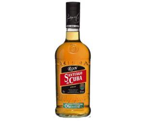 Santiago de Cuba Anejo rum 0,7L 38%