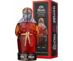 Old Monk Supreme XXX rum pdd. 0,7L 42,8%
