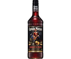 Captain Morgan Black rum 1L 40%