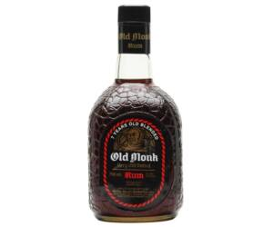 Old Monk rum 7 years rum 1L 42,8%