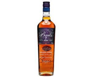 Banks 7 years Golden Age Rum 0,7L 43%