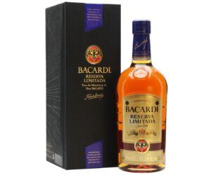 Bacardi Reserva Limitada 1L 40% dd.