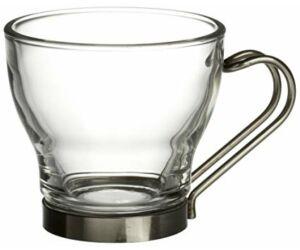 Bormioli Rocco Oslo teás csésze készlet  32,8 cl