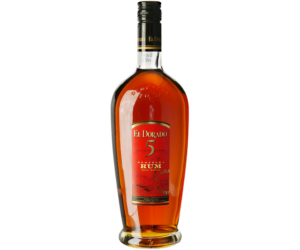 El Dorado 5 years rum 0,7L 40%