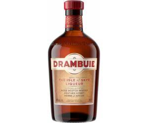 Drambuie skót whiskylikőr  méz ízesítésű 1L 40%