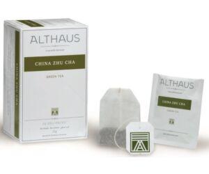 Tea Althaus Gunpowder Zhu Chan deli pack 20 filter