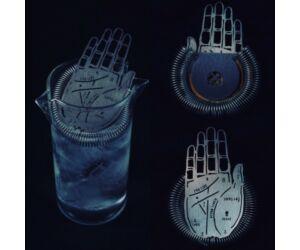 Bottesi Palmistry kézzel készített bárszűrő