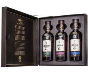 Abuelo XV Rum Set (3*0,2) dd.