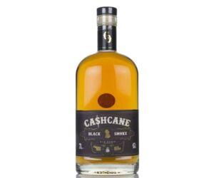 Cashcane Black Smoke Rum from Barbados 0,7 45%
