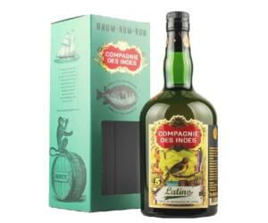 Compagnie des Indes Blend LATINO 5 years 0,7 40% pdd.