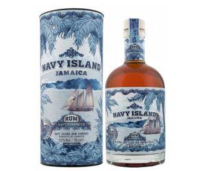 Navy Island Navy Strength 0,7 57% dd.