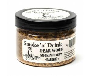 Füstölő fa füst pisztolyba Pear Wood 30 gr
