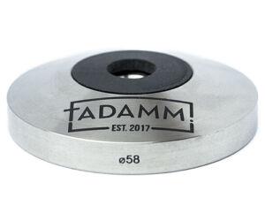Kávétömörítő talp lapos Tadamm 58mm