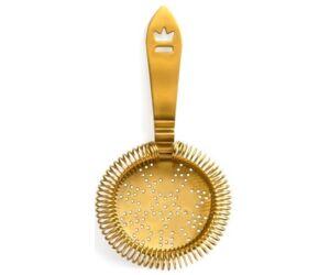 Antik Hawthorn spirálszűrő arany