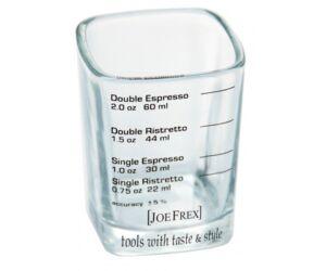 Barista shot pohár mércézett