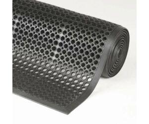 Bárszőnyeg, gumiszőnyeg 152,5x91,5cm fekete