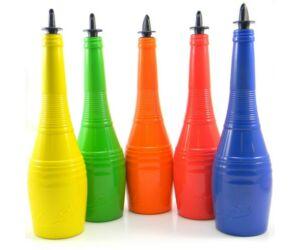 Bols flair üveg 0,7L választható színekben