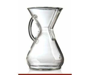 Chemex kávékészítő 2-6 csészéhez