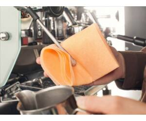 Chicope mikroszálas gőzkar és kávégép tisztító kendő 10db/cs