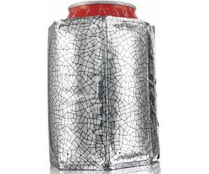 Dobozos ital hűtő mandzsetta ezüst