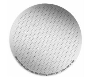 Aeropress kávékészítőhöz fém szűrőfilter