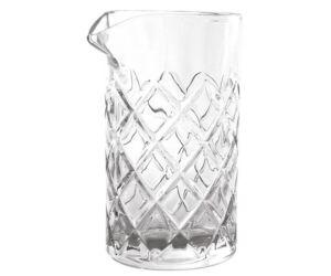 The Bars keverőpohár japán típusú üveg 750 ml