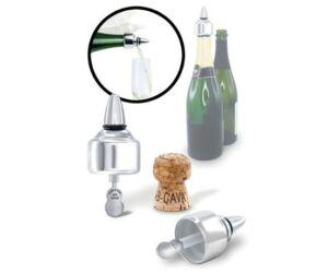 Exkluzív pezsgőzáró dugó dobozban