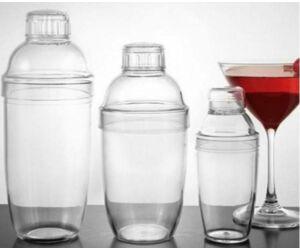 Plasztik manhattan shaker választható méretekben