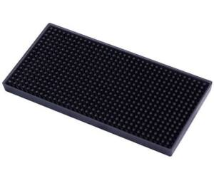 Shaker mat 15x31cm fekete