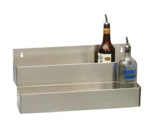 Dupla speed rack - italtartó bárpultba 2x9 üvegnek 81cm