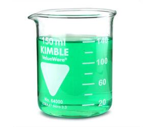 Üveg mérőedény 125ml