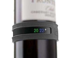 Vacu Vin rápattintható borhőmérő