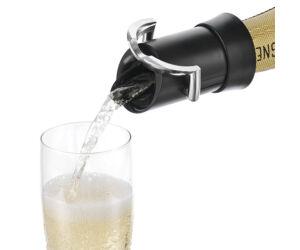 Vacu Vin pezsgőzáró fekete