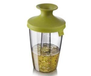 Vacu Vin PopSome szósz és páckészítő edény 0,65L zöld