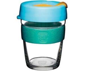 KeepCup Brew Café üveg pohár kávés termosz BREEZE 360 ml