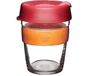 KeepCup Brew Café üveg pohár kávés termosz SOLAR 360 ml