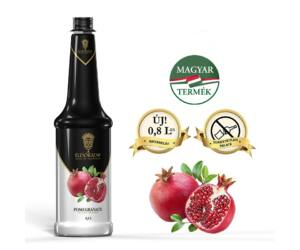 Eldorado Gránátalma (pomegranate) szirup 0,8 L