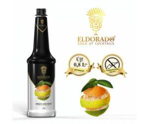 Gluténmentes Eldorado Sweet And Sour szirup 0,8